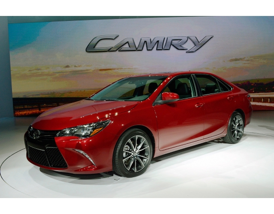 Toyota camry 2015 фото 3