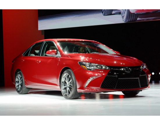 Toyota camry 2015 фото 5
