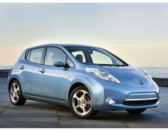 Photo of nissan leaf 4