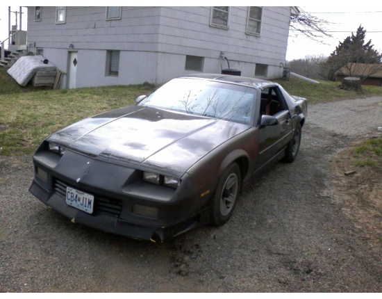Photo 1989 chevrolet camaro rs