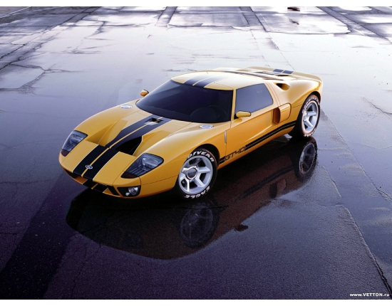 Photo ford gt 40 4