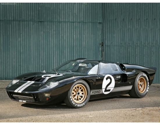 Photo ford gt 40 5