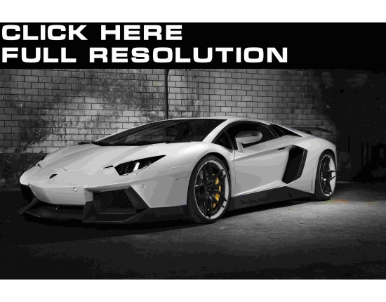 Photo lamborghini blanc 4