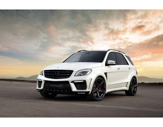 Photo mercedes ml 2013