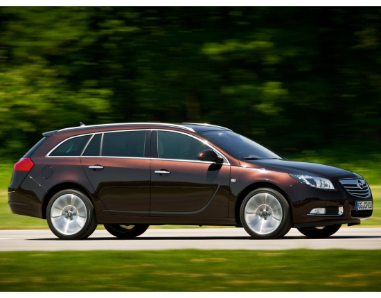 Photo nouvelle opel insignia