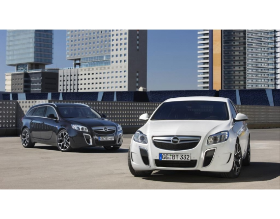 Photo nouvelle opel insignia 3