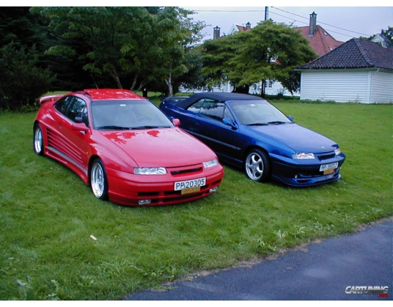 Photo de opel calibra 2