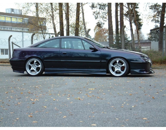 Photo de opel calibra 3