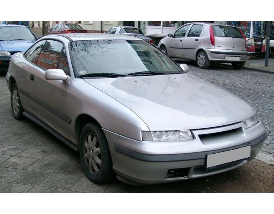Photo de opel calibra 4