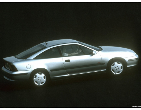 Photo de opel calibra 5
