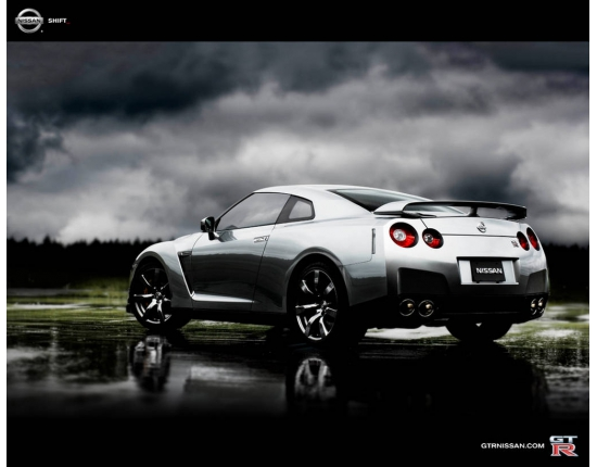 Photo hd nissan gtr 5