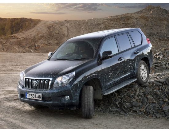 Фото toyota land cruiser prado 150 2