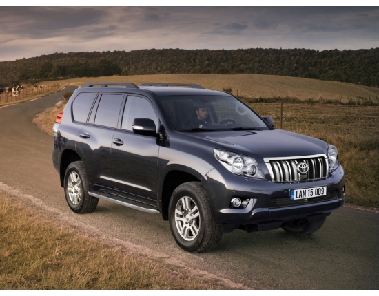 Фото toyota land cruiser prado 150 4