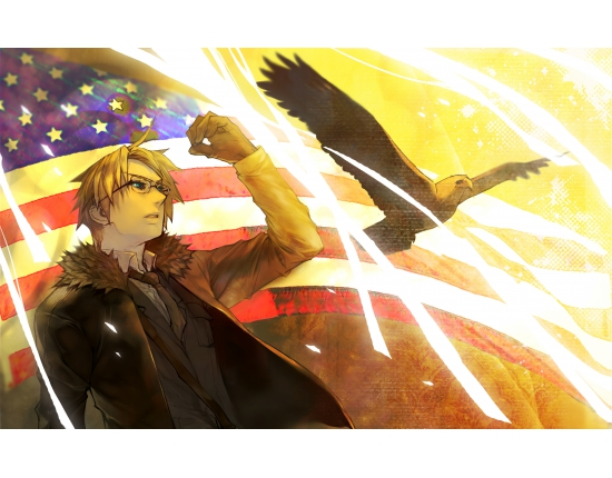 Hetalia wallpaper america