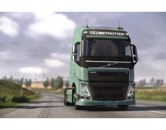 Photo de volvo fh 4