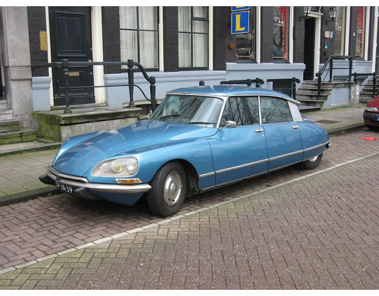 Image citroen ds
