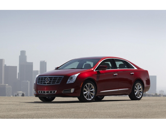 Photo cadillac rouge 1