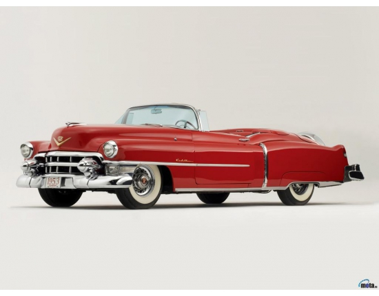 Photo cadillac rouge 3