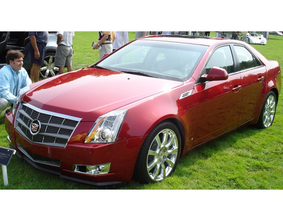 Photo cadillac rouge 4