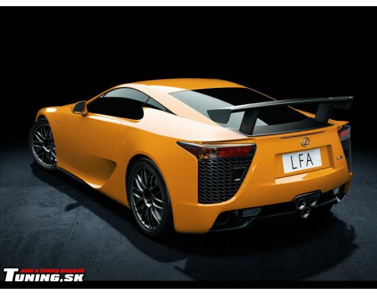 Photo de lexus lfa 3