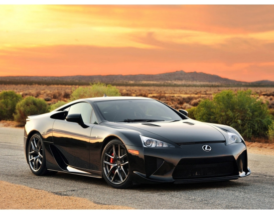 Photo de lexus lfa 5