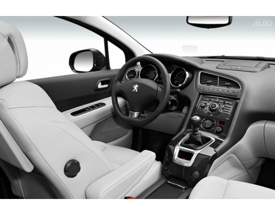 Photo interieur peugeot 5008