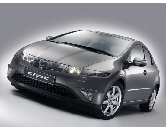 Фото honda civic 5