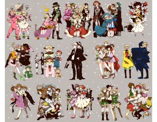Hetalia wallpaper free 5
