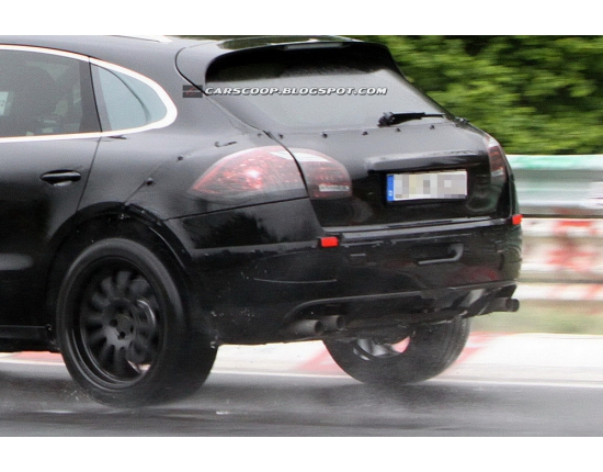 Photo futur porsche macan 3