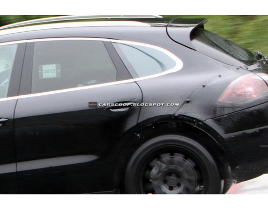 Photo futur porsche macan 5