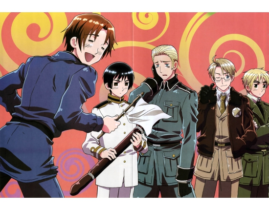 Hetalia world series wallpaper 2