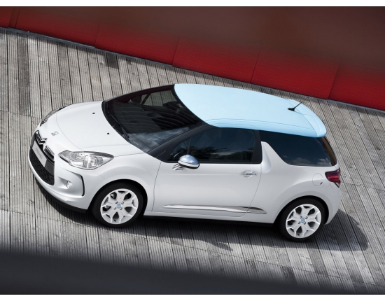 Image of citroen ds3 2