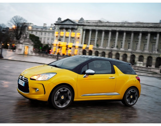 Image of citroen ds3 5