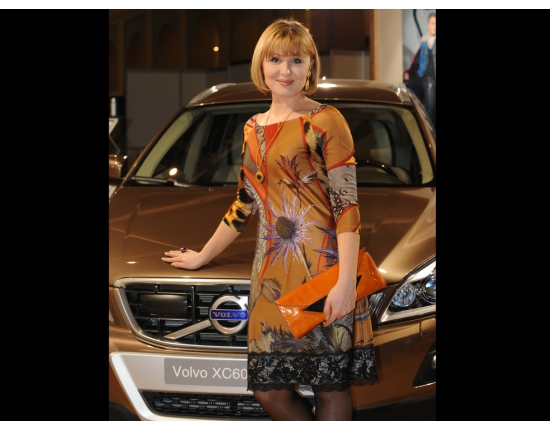 Фото с volvo fashion week