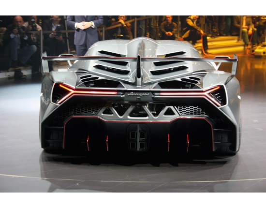 Photo de lamborghini veneno 3