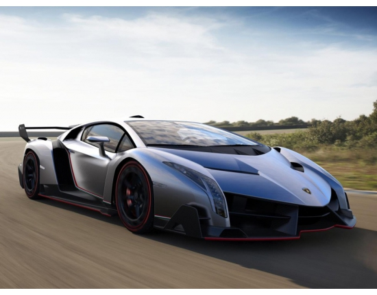 Photo de lamborghini veneno 5