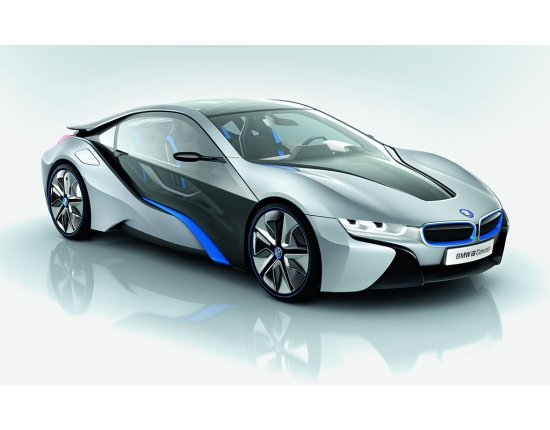 Image of bmw i8 1