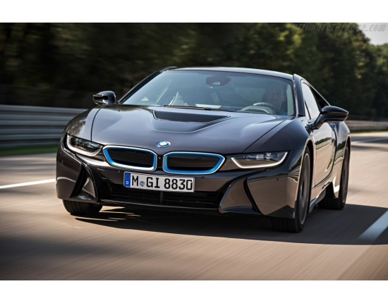 Image of bmw i8 4