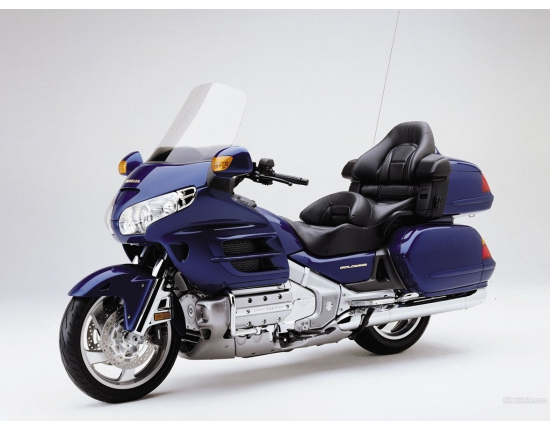 Photo honda gold wing 3