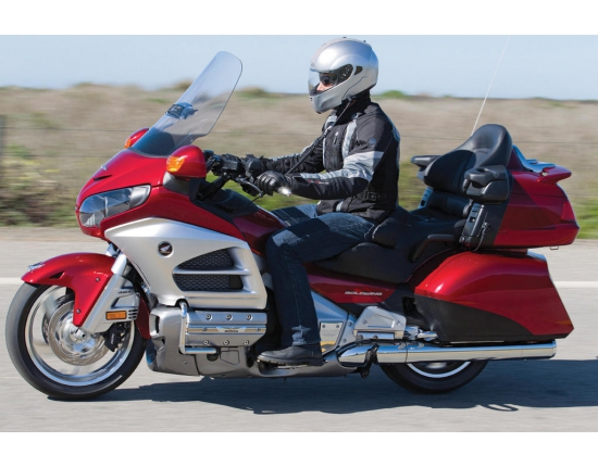 Photo honda gold wing 4