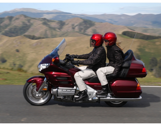 Photo honda gold wing 5