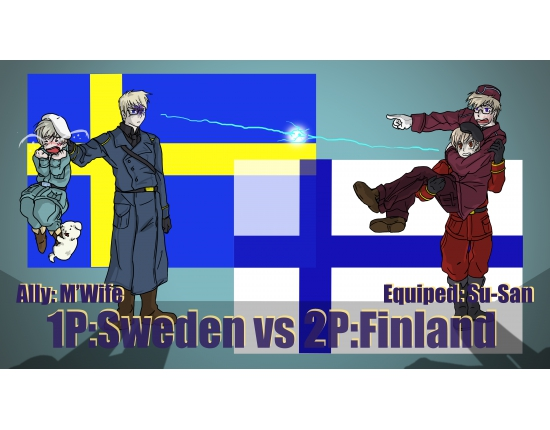 Hetalia finland wallpaper