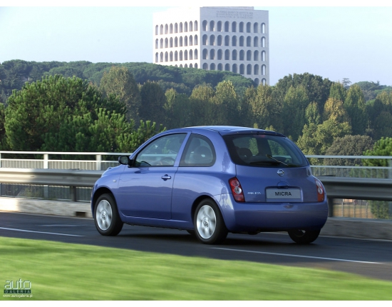 Photo voiture nissan micra 4