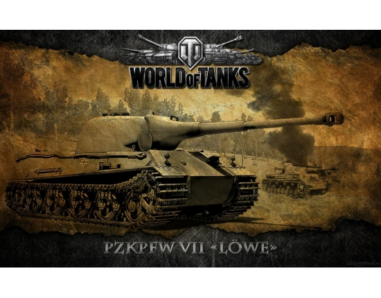 Картинки world of tanks лёва 3