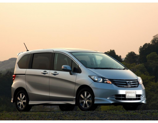 Фото honda freed 2