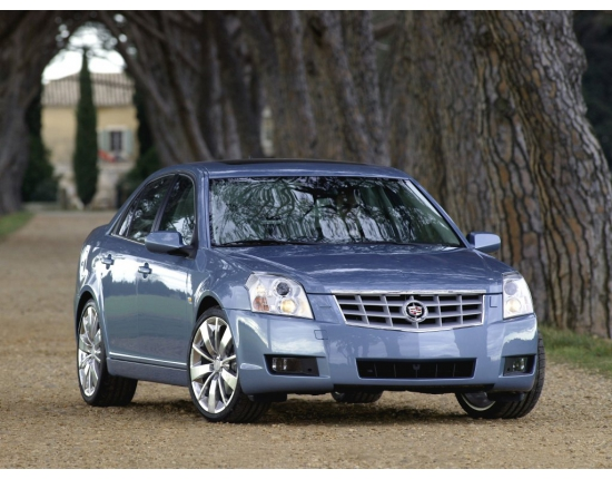 Photo cadillac bls