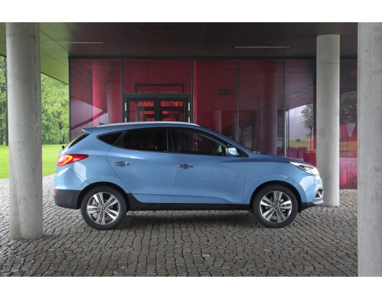 Photo du hyundai ix35 1