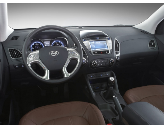 Photo du hyundai ix35 2