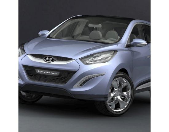 Photo du hyundai ix35 3
