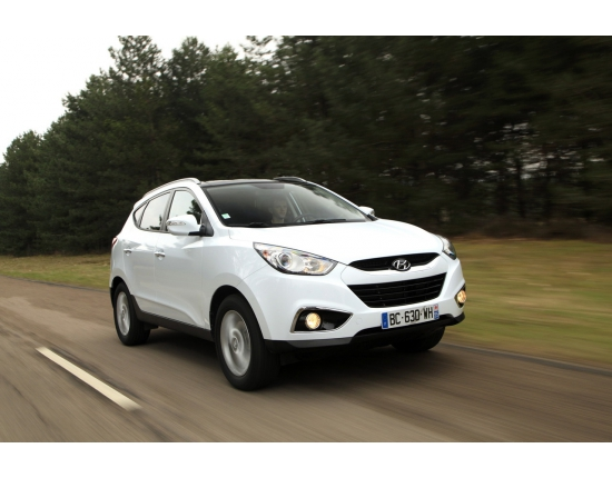 Photo du hyundai ix35 4